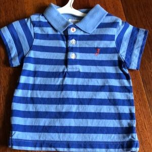JACADI Polo- 6 months- Never been worn.